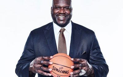 Shaq Shares How To Take A Challenging Past And Create A Better Future For Others