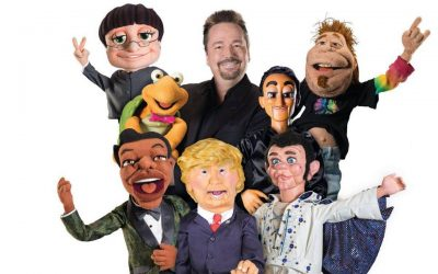 Ventriloquist Terry Fator On Why 'Overnight Success' Is A Myth